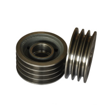 OEM Belt Pulley Machining for Combine Harvester